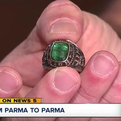 Ohio Man Gains a New Appreciation for 'Stupid Little Ring' He Lost 30 Years Ago