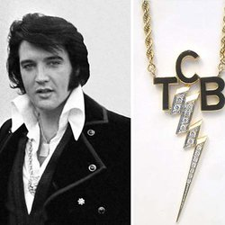 Auction Reminds Us: Elvis Presley Loved to Give Away Jewelry to Friends and Fans