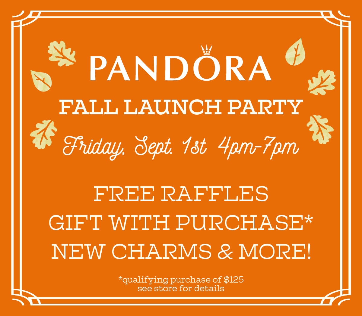 Pandora Fall Launch Party 01